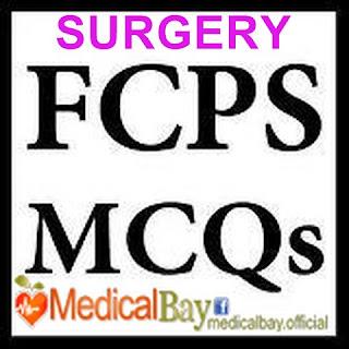 FCPS part 1 surgery mcqs; March 2013