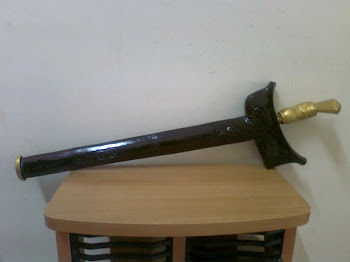 KERIS MAHAGURU MUDA SERANTAU MALAYSIA