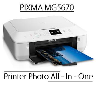 Harga Printer Canon PIXMA MG5670 terbaru