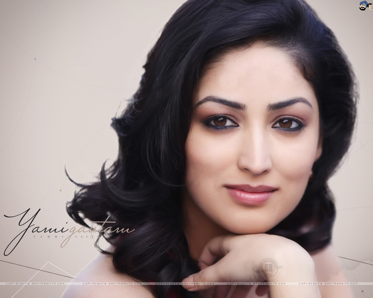 Bollywood Actress Wallpaper: TV Serial Actress-Yami Gautam