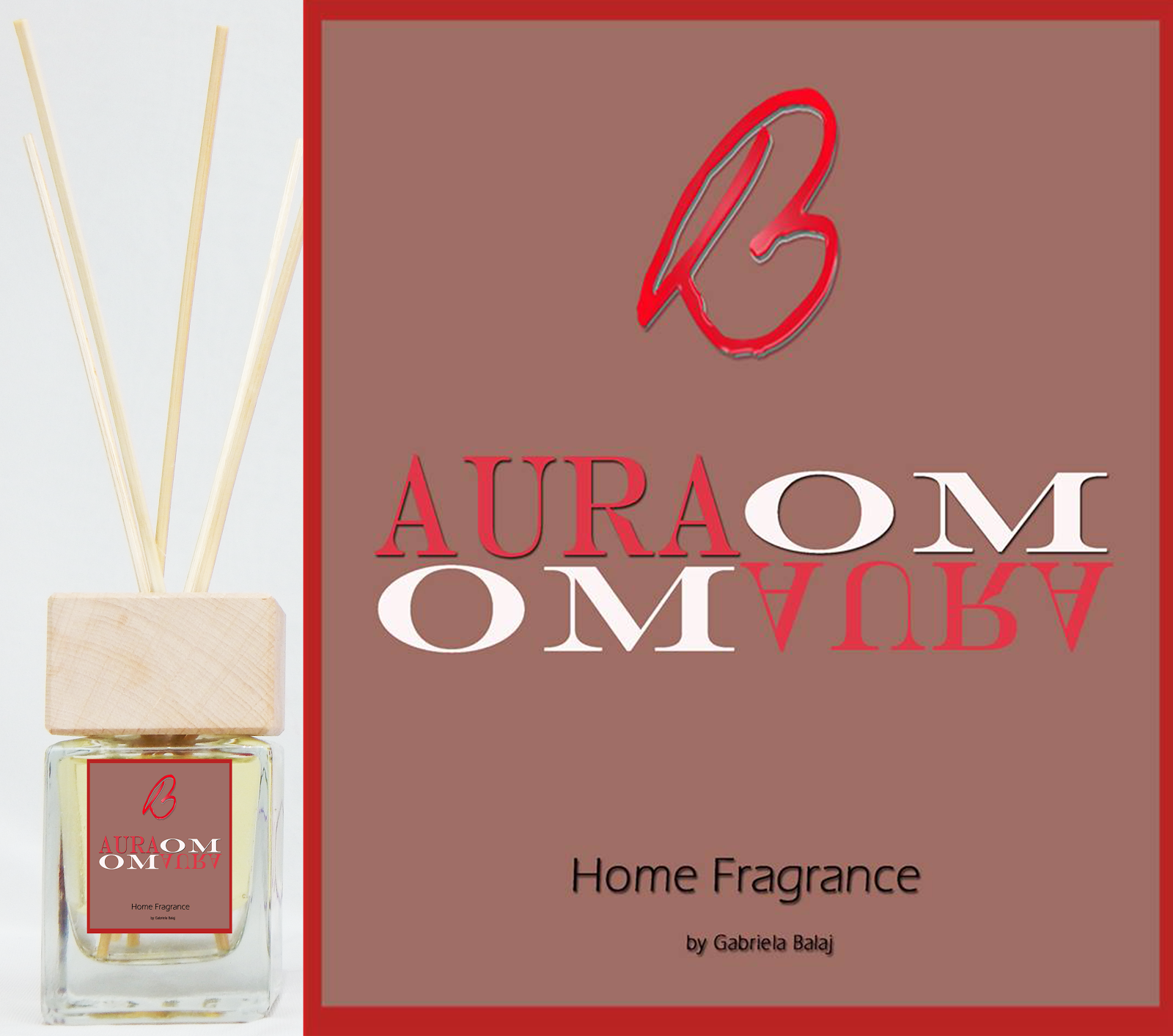 Aura OM - Home Fragrance