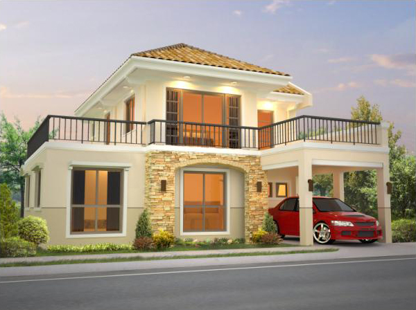 Amanda House Model at Mission Hills Antipolo