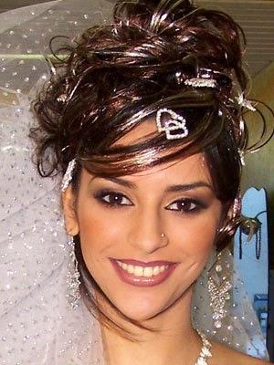 Inspirations mariage caftan marocain Maquillage mariee naturel photos
