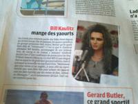 Tokio Hotel en la TV DH: Bill Kaulitz come yogurt 3008037263_1_7_n8keH2Fc