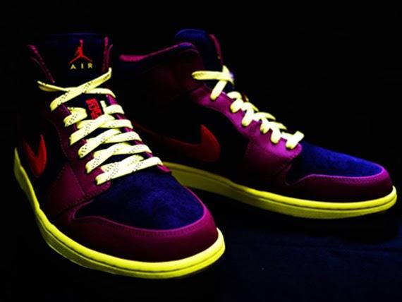 "Nike Air Jordan 1 Mid ""Year of the Snake"""