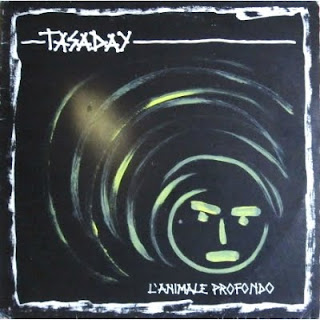 TASADAY-L\'ANIMALE PROFONDO, LP, 1986, ITALY