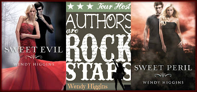 Authors are Rockstars: Wendy Higgins