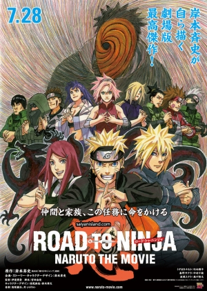 Free Download Naruto The Movie 6 : Road To Ninja + Subtitle Bahasa Indonesia