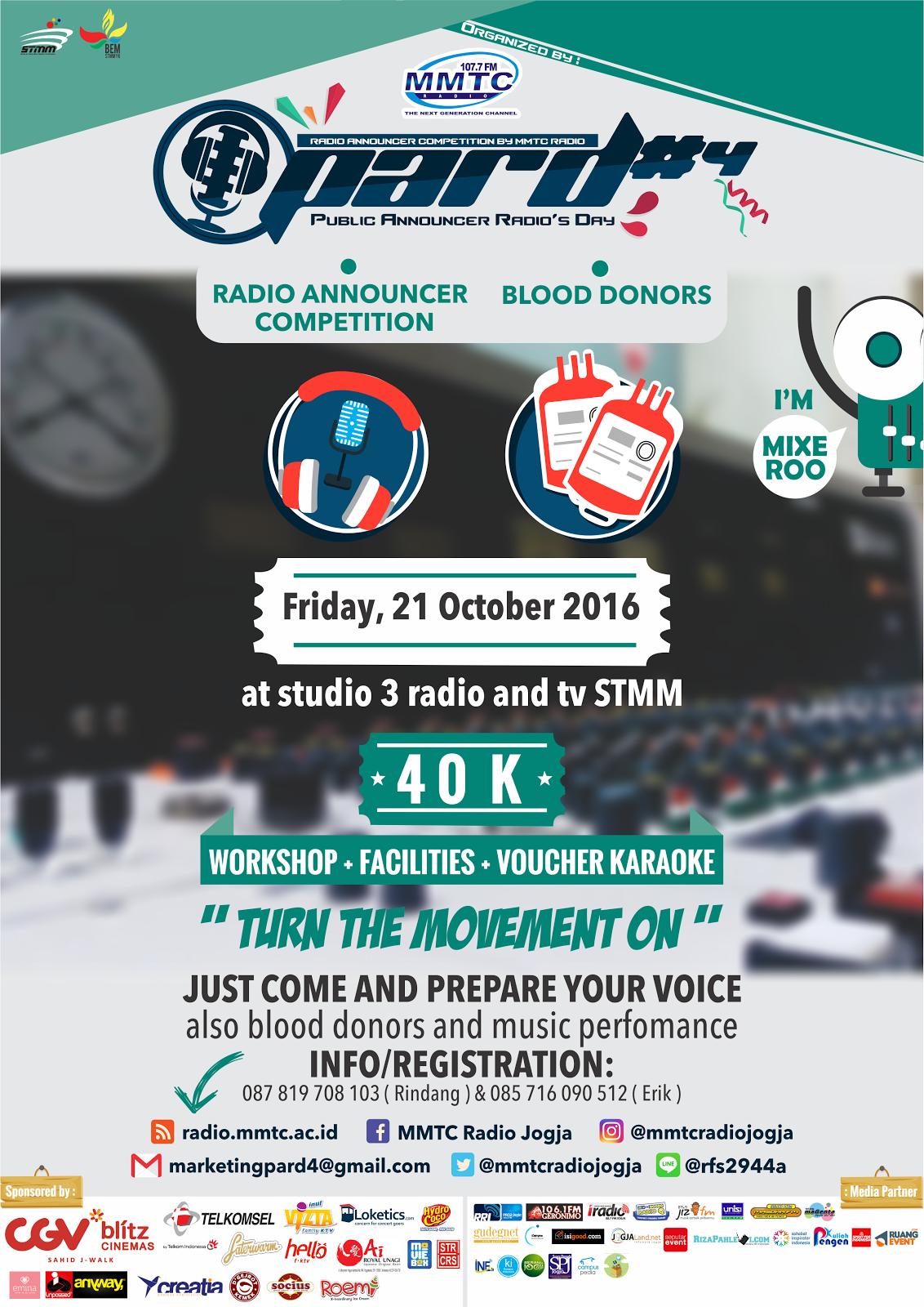 MMTC Radio Event