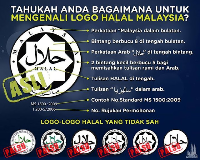wordless wednesday 548kenali logo halal malaysia