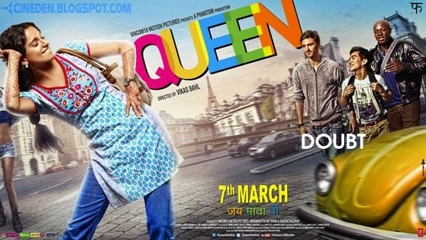 Queen (2014) - Hindi Movie Review - CineDen