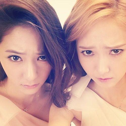 f(x) Krystal-Girls' Generation Jessica