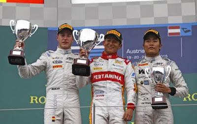 Biodata Lengkap Rio Haryanto, Yang Bermimpi Menjadi Pembalap Indonesia Pertama di F1