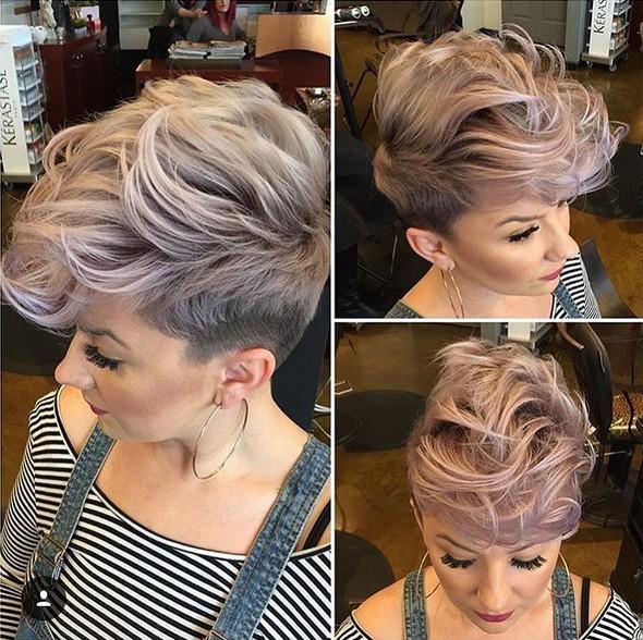 Balayage Highlights For Short Hair