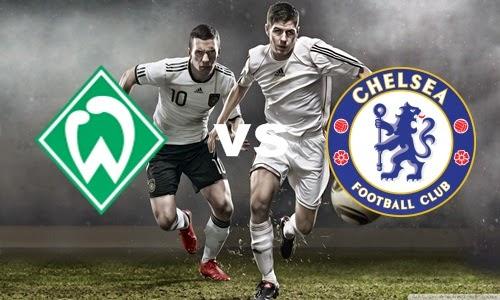 Prediksi Skor Teritu Werder Bremen vs Chelsea jadwal 03 agustus 2014