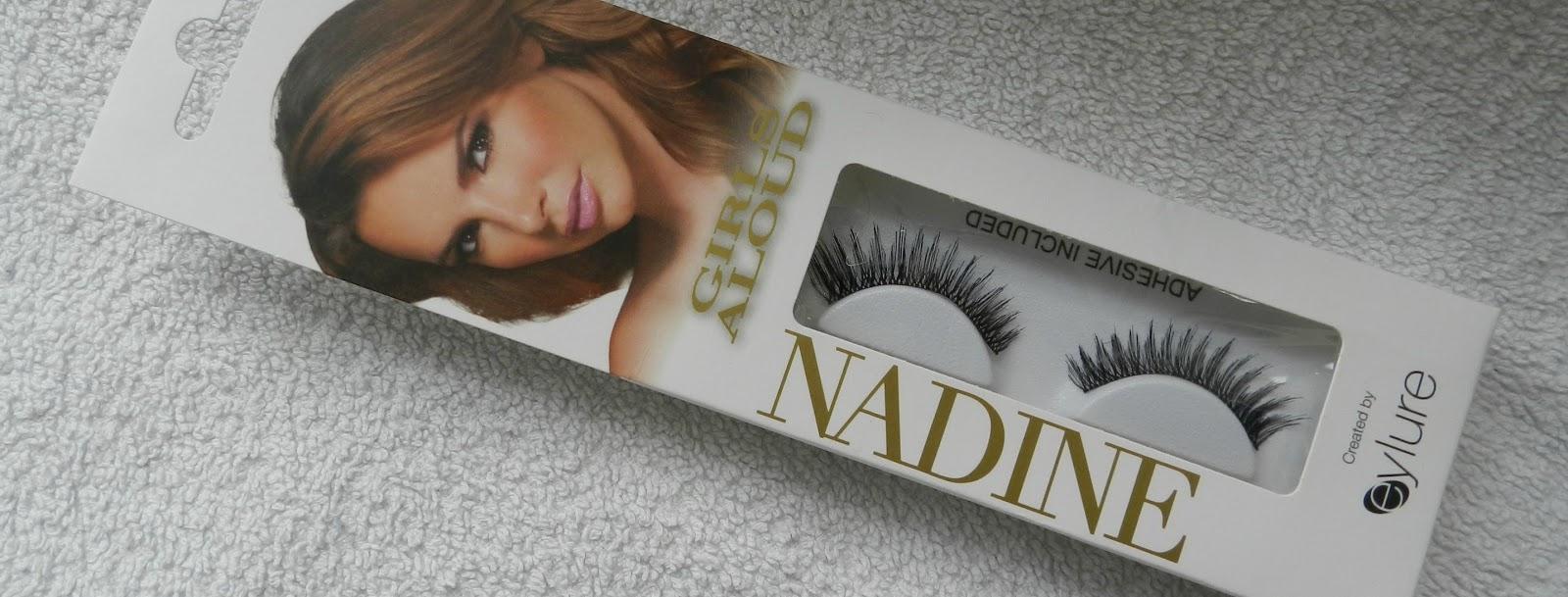 Vintage Allure Nadine Coyle Eylure Lashes