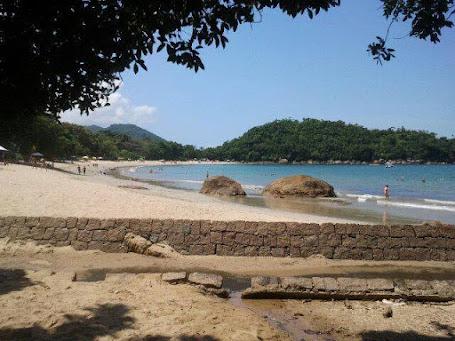 Praia Domingas Dias