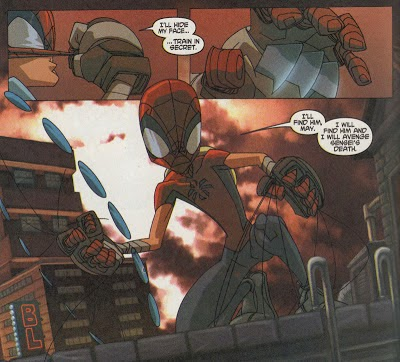 Ninja Spider-Man is the best Spider-Man...Fact!!