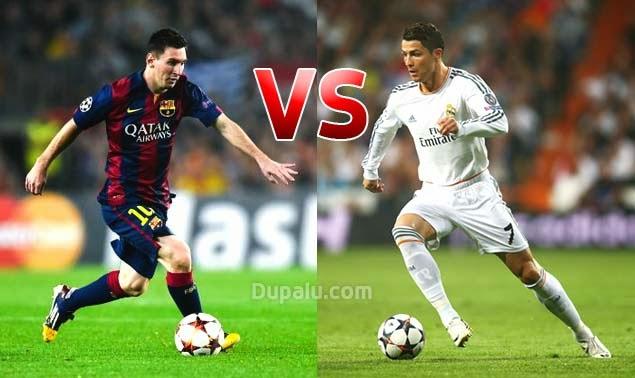 Messi o Cristiano Ronaldo ¿quién es el mejor?