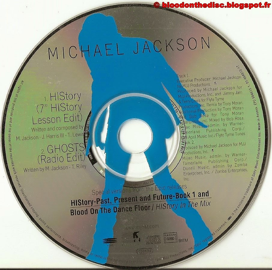 History Ghosts CD
