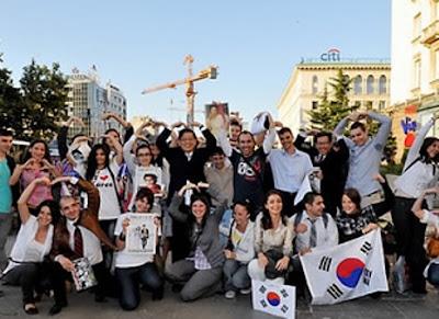 Budaya Pop Modern Korea di Dunia