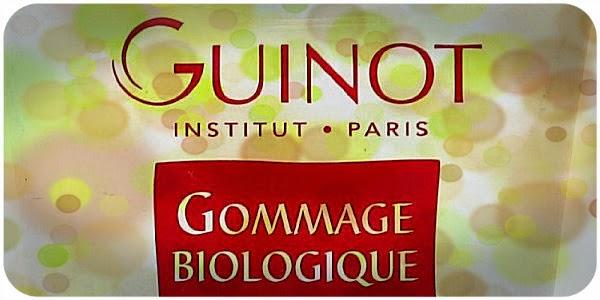 avis gommage biologique Guinot