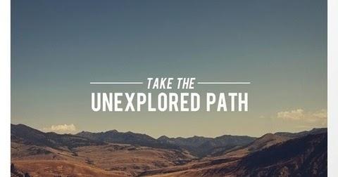 Choisir la route inexplorée