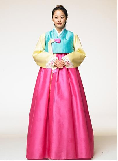 Yoo Kyung Korea S Clothing Hanbok