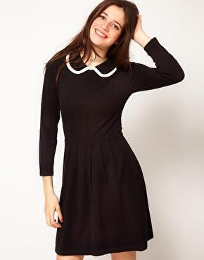 Asos Collar Dress