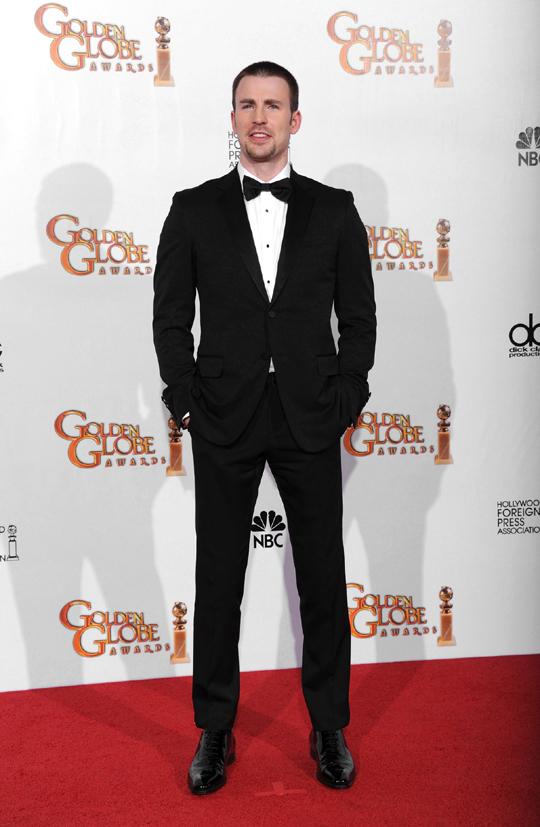 Celebrity Chris Evans