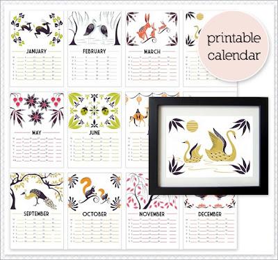 Printable Calendar 2011-2