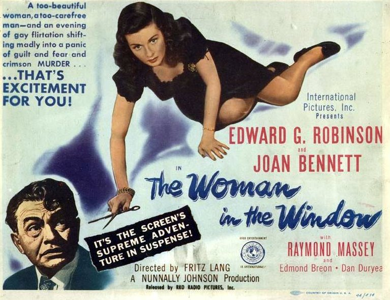 the w in the window film noir of the week the w in the window 1944