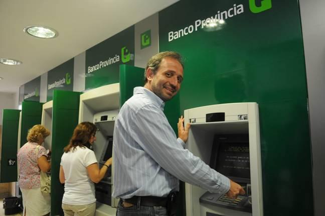 Descuento Banco Provincia