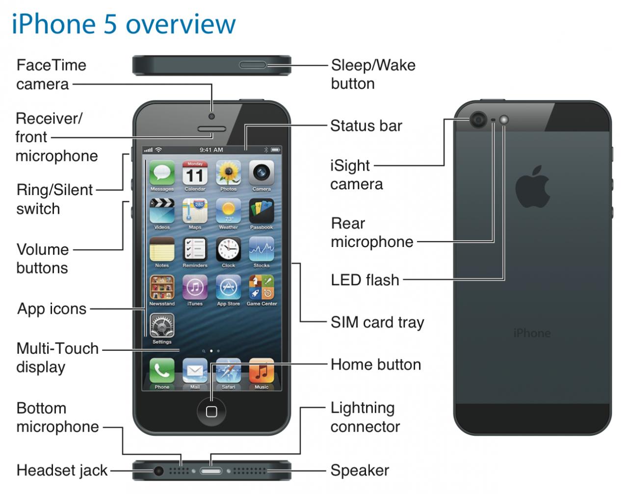 Смартфон iPhone 5s с iOS 11 работает медленнее, чем с iOS 65