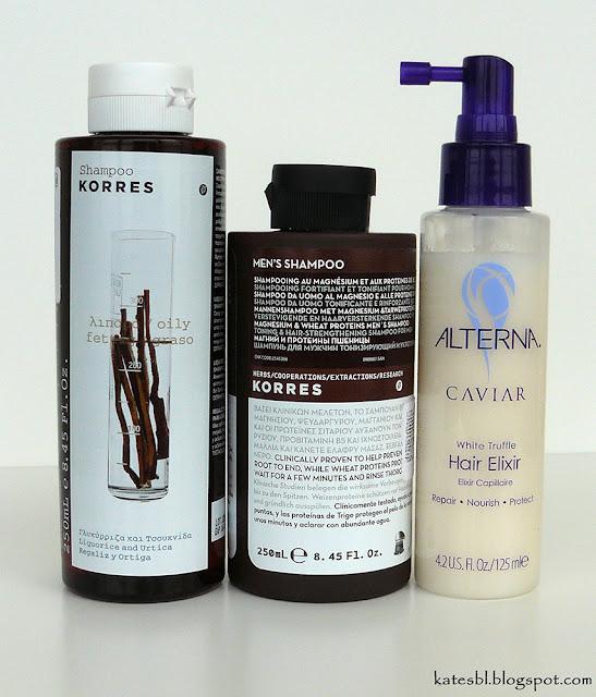 Korres Shampoo