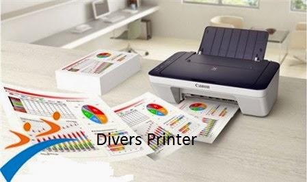 Driver Printer Canon Pixma E400