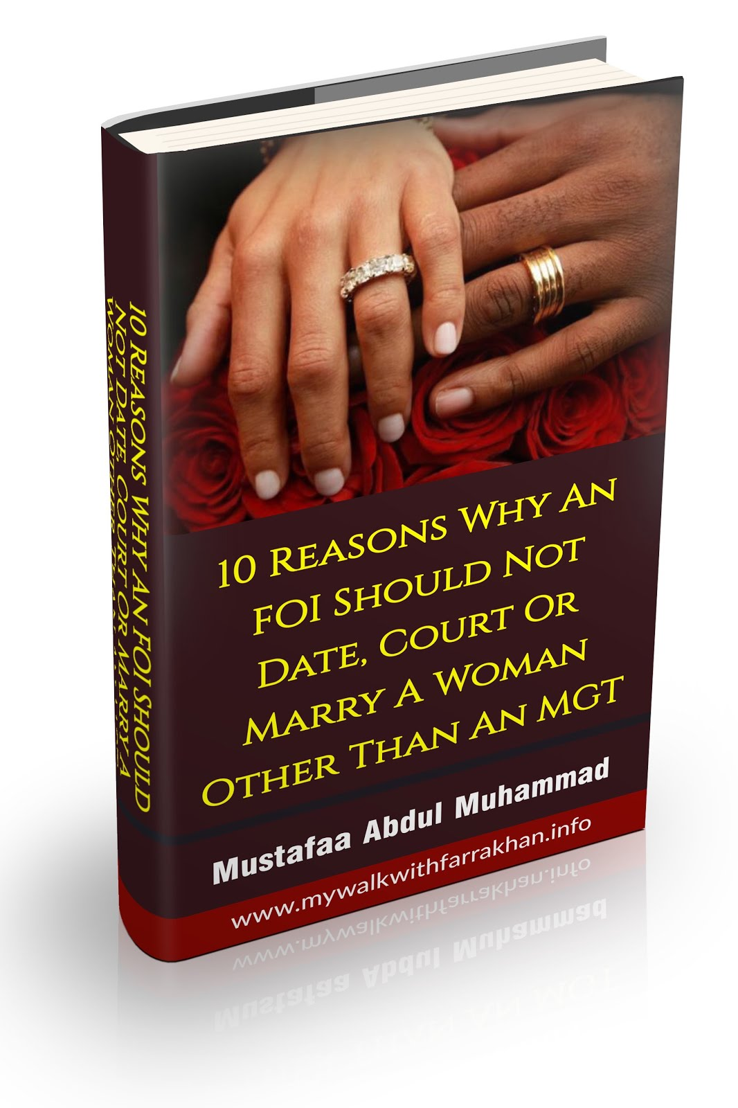 10 Reasons Why An FOI Should Not Date, Court Or Marry A Woman Other Than An Mgt