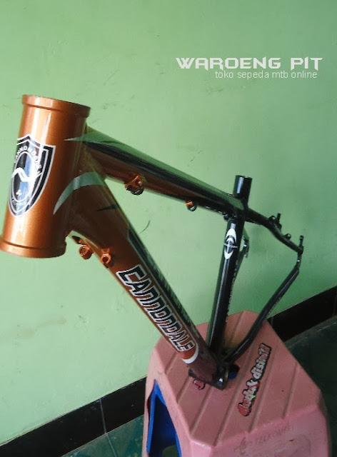 Frame cannondale taurine sepeda Mtb Gunung murah dijamin murah
