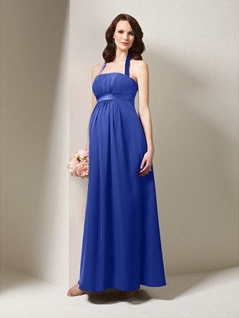 Bridesmaid Dress for Pregnant Women
