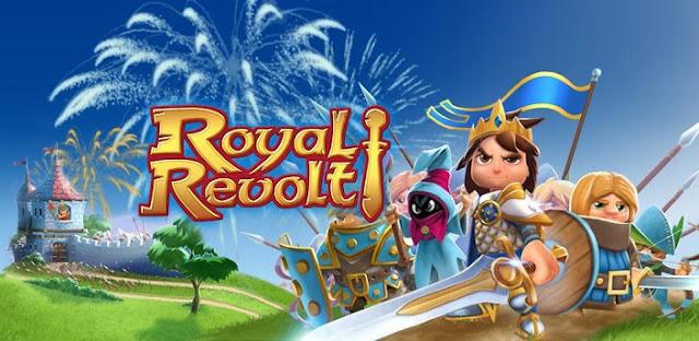 Royal Revolt! mod compras libres-Torrejoncillo
