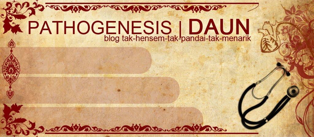 Pathogenesis Daun