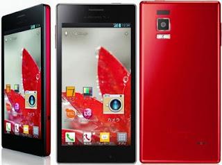 LG OPtimus GJ, Ponsel Optimus Seri G Tahan Air