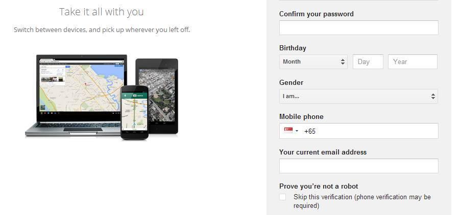 Cara Membuat Email Google 3