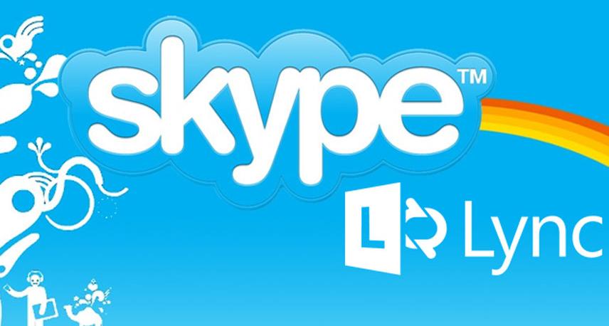 Microsoft,Skype, Lync,