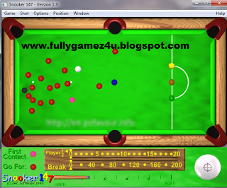 Download Free Snooker 147 Game 100% Working