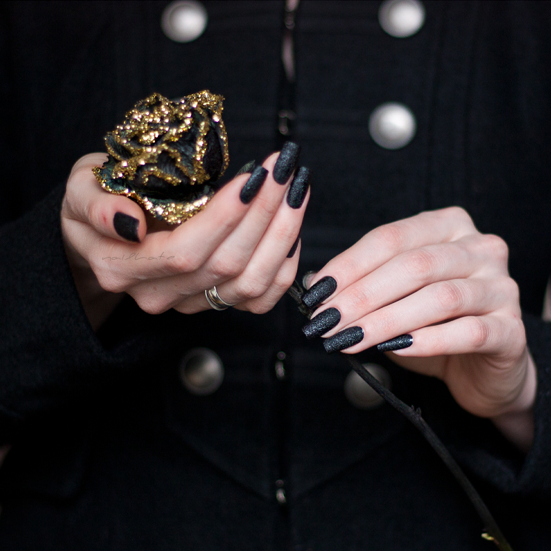"China Glaze #81494 ""Bump in the night"""