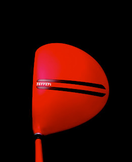 The Ferrari Golf Collection: Ferrari Goes Golfing