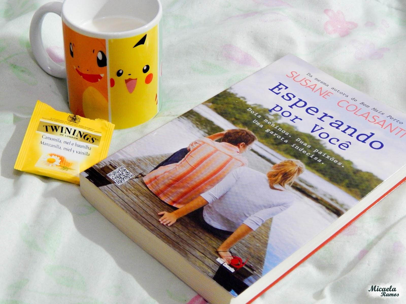 fotografia, photography, livro, book, susane colasanti, esperando por voce, waiting for you, micaela ramos, wanderlust, mug, caneca, pokemon, twinings, tea, cha,