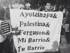 La solidaridad, como la lucha, no tiene fronteras