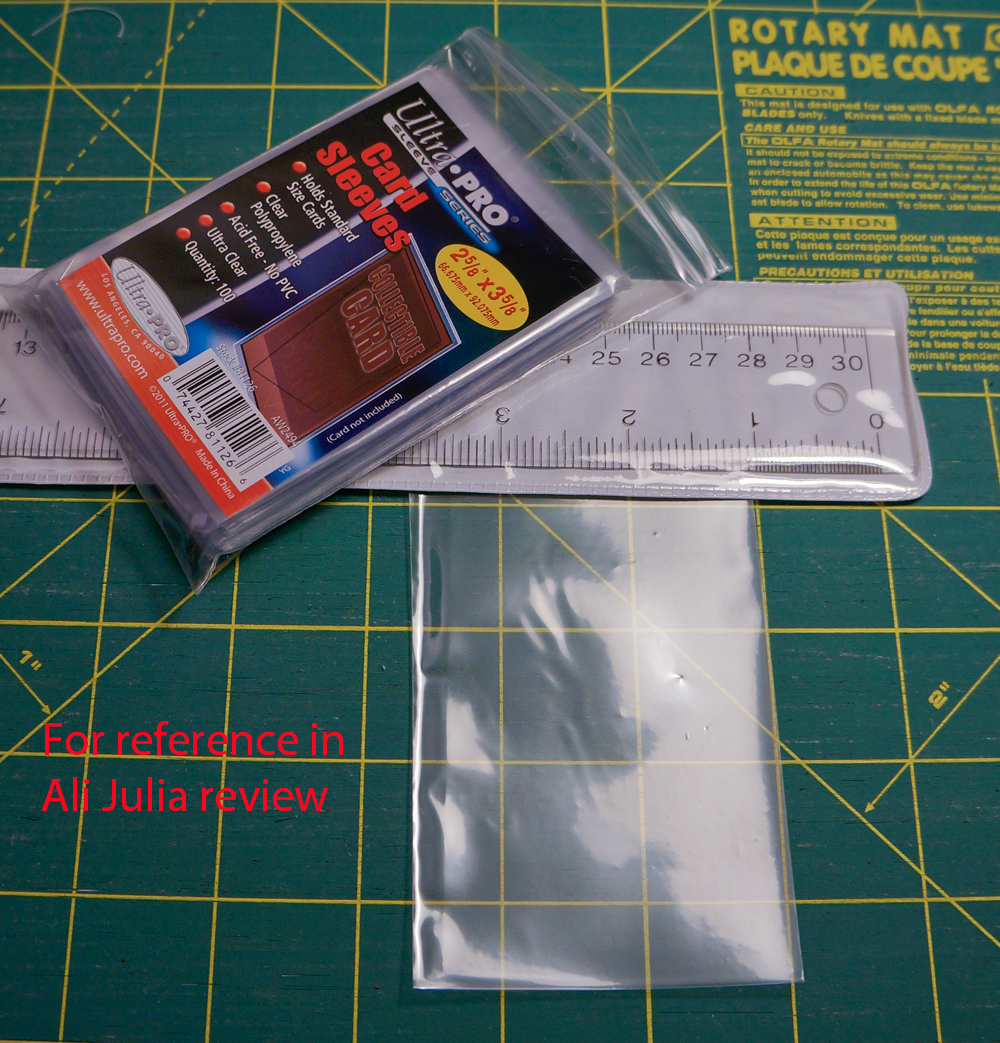 product review 100 soft sleeves penny sleeve for baseball cards and aceo by ultra pro - Plastic Sleeves For Cards